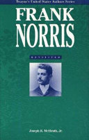 Frank Norris Revisited Pdf/ePub eBook