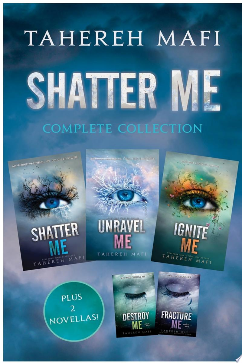 Shatter Me Complete Collection image
