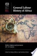 General Labour History of Africa Book