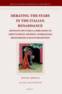 Debating the Stars in the Italian Renaissance