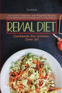 Renal Diet Cookbook for Women Over 50