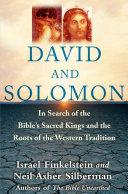 Pdf David and Solomon