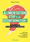 Pdf Alimentation : stop à la désinformation Telecharger