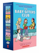 Babysitters Club Colour Graphix 1 4 Box Set