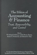 The Ethics of Accounting and Finance