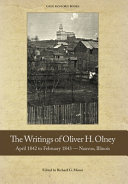 The Writings of Oliver Olney