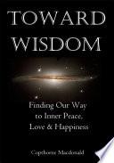 Toward Wisdom Book PDF