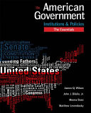 American Government Institutions And Policies Essentials Edition