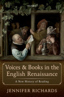 Voices and Books in the English Renaissance