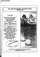 The 1989 Detainees Hunger Strike