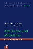 Lehrbuch der Kirchen- und Dogmengeschichte