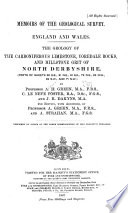 The Geology of the Carboniferous Limestone  Yoredale Rocks  and Millstone Grit of North Derbyshire Book