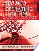 Hands on Operating System   1500 HARD CORE MCQ E BOOK