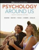 Psychology Around Us Book