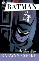 Batman  Ego and Other Tails Deluxe Edition