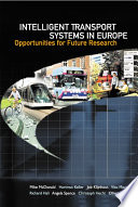 Intelligent Transport Systems In Europe Book PDF