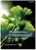 Phytotherapy Desk Reference