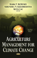 Agriculture Management for Climate Change Book