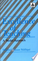Excellence of Teaching