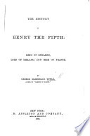 The History of Henry the Fifth Book