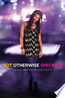 Not Otherwise Specified Hannah Moskowitz Cover