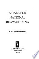 A Call for National Reawakening