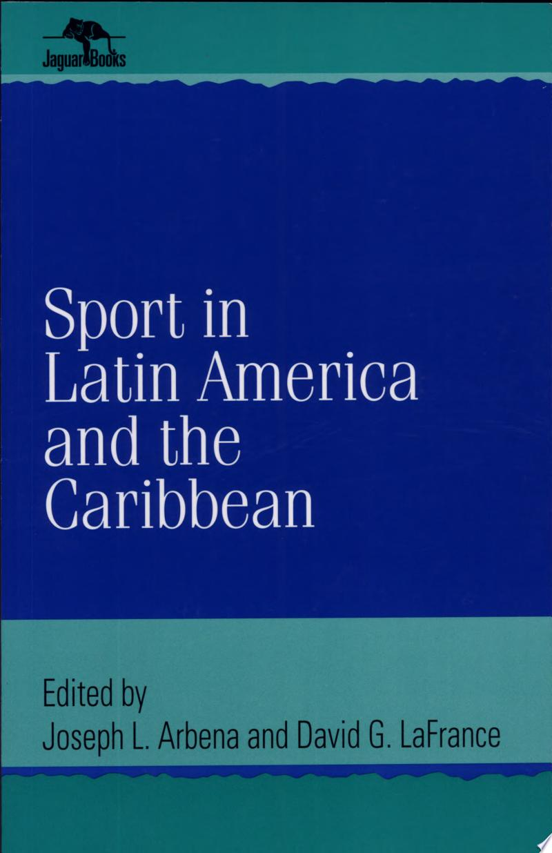 Sport in Latin America and the Caribbean banner backdrop