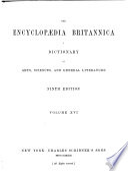 The Encyclopædia Britannica
