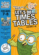 Let s do Times Tables 7 8