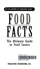 Food Facts Book