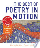 The Best of Poetry in Motion  Celebrating Twenty Five Years on Subways and Buses