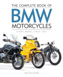 The Complete Book of BMW Motorcycles