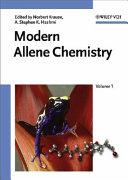 Modern allene chemistry