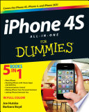 Iphone 4s All In One For Dummies