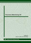Precision Machining VII