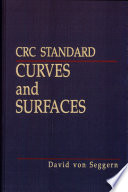 CRC Standard Curves and Surfaces