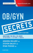 Ob Gyn Secrets E Book