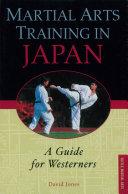 Martial Arts Training in Japan