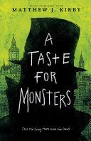A Taste for Monsters [Pdf/ePub] eBook