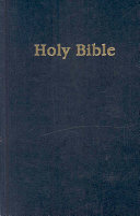 New American Standard Bible Book