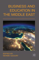 Business and Education in the Middle East Pdf/ePub eBook
