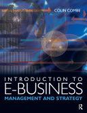 Introduction to e-Business Pdf/ePub eBook