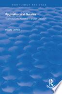 Pygmalion and Galatea Book