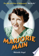 Marjorie Main Pdf/ePub eBook