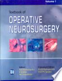 Textbooks of Operative Neurosurgery   2 Vol   Book