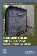 Defrosting for Air Source Heat Pump