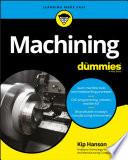 Machining For Dummies Book
