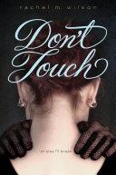 Don't Touch Pdf/ePub eBook