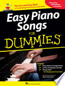 Easy Piano Songs for Dummies