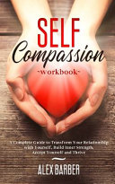 Self Compassion Workbook Book